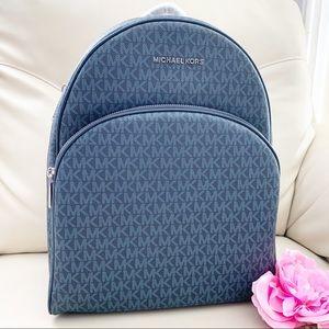 NWT Michael Kors Large Abbey Backpack